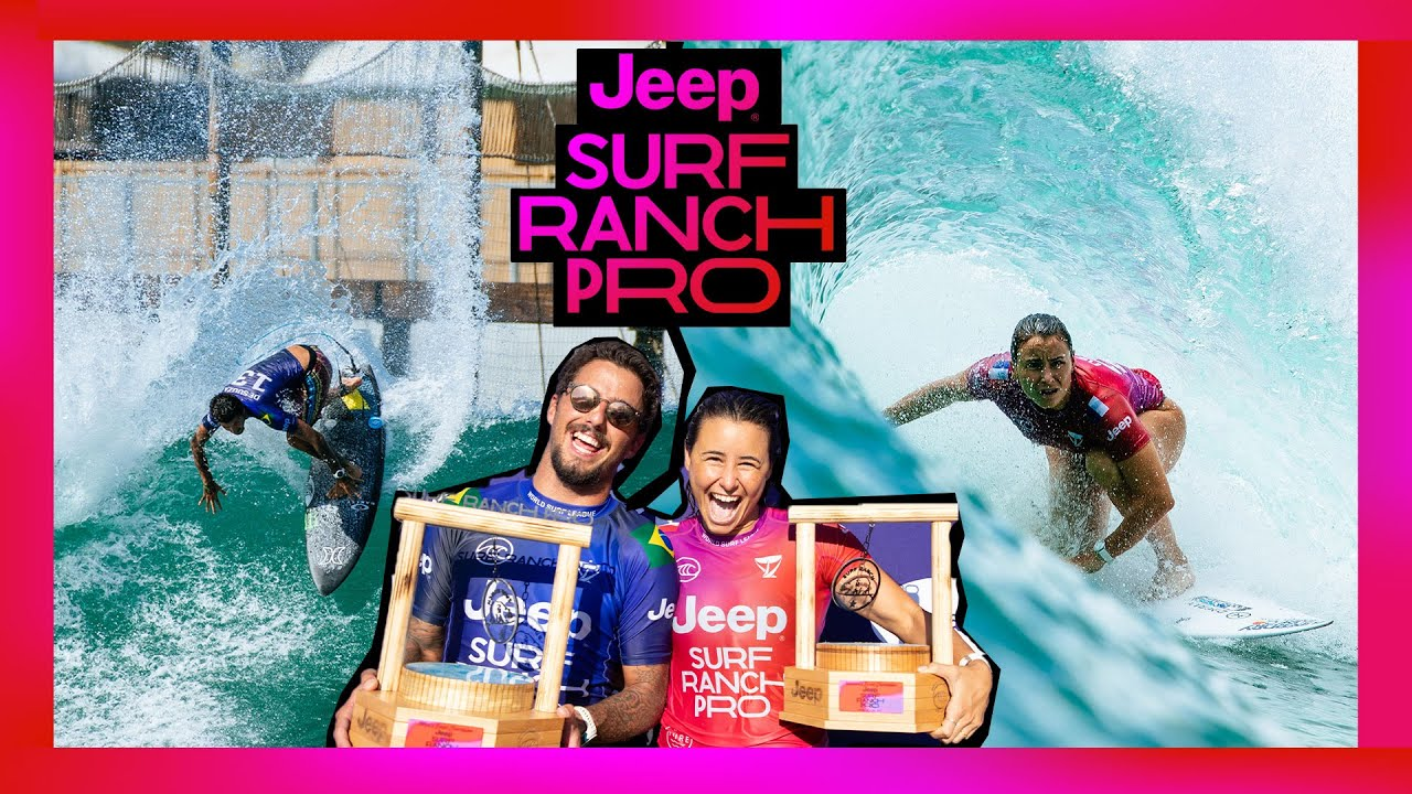 WSL Presents: 2021 Jeep Surf Ranch Pro presented by Adobe