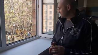 Как замерять москитную сетку на пластиковом окне - видео 4 Этаж. Правильный замер москитной сетки.