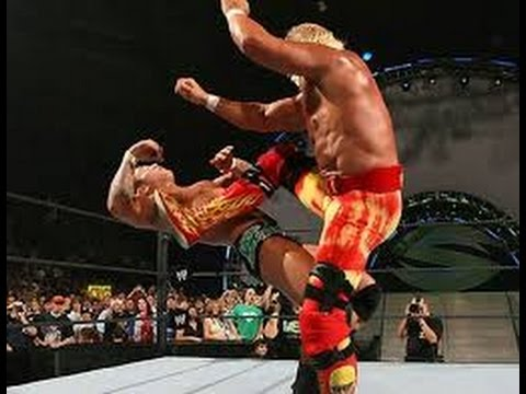 WWE Hulk Hogan vs Randy Orton Summerslam 2006
