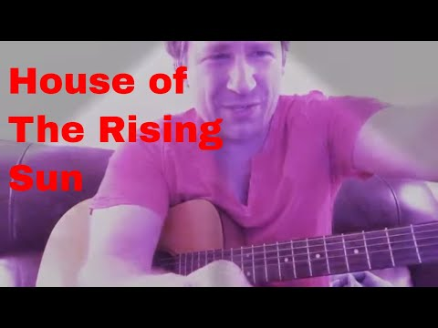 Kimock7 sings House Of The Rising Son by request LIVE ON YOUTUBE