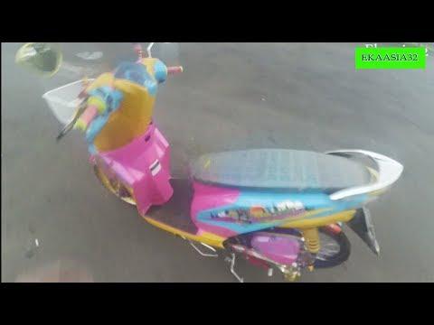 Test Ride Thailook Honda Beat