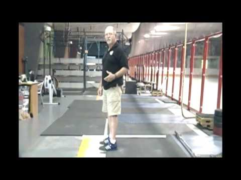 Double Knee bend drill (readjustment)