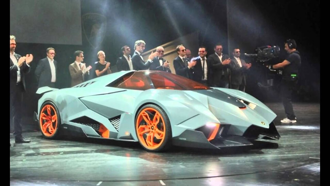 lamborghini egoista 2017 youtube