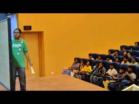 S.T.E.M.S. Lecture 2: Rajat De, Discrete Mathematics and Combinatorics | Tessellate 2019 | CMI