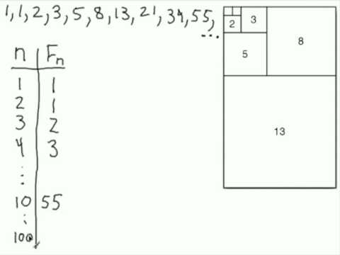 Introduction to the Fibonacci sequence