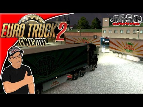 Euro Truck Simulator 2 France Delivery Event #6