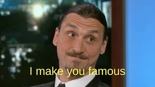 MOST SAVAGE INTERVIEWS IN HISTORY OF FOOTBALL ● ibrahimovic, ronaldo..