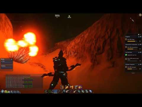 EverQuest Next Landmark Beta Gameplay | EVGA GTX 950 FTW