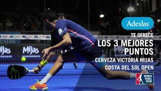 Los tres mejores puntos Adeslas del Cerveza Victoria Mijas-Costa del Sol Open 2017