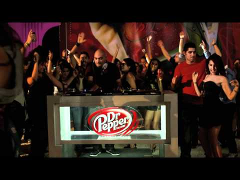 Dr Pepper - Let's Have A Real Good Time/Vida 23 feat. Pitbull