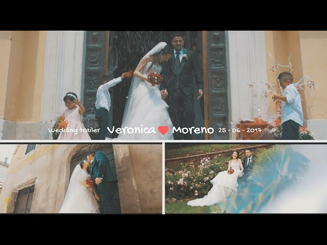 ♥♥ Veronica+Moreno ♥♥ wedding trailer
