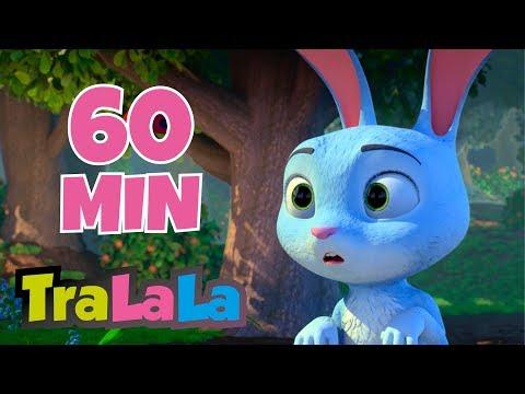 60 MIN - Iepuraș coconaș și alte cântecele | TraLaLa
