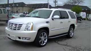 2012 Cadillac Escalade - Fully Loaded