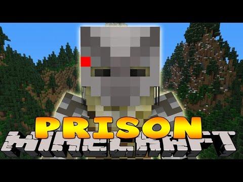 MINECRAFT: PREDATORS WITHIN THE PRISON WALLS!