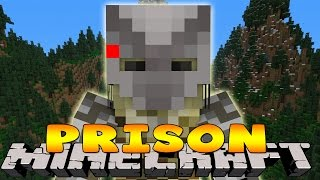 MINECRAFT: PREDATORS WITHIN THE PRISON WALLS!