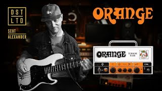 Orange Amps Terror Bass Demo