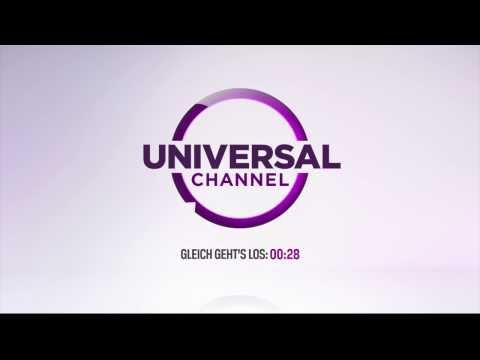 Universal Channel HD Germany [fullHD] - Launch !! 21:00 CET (05.09.2013)