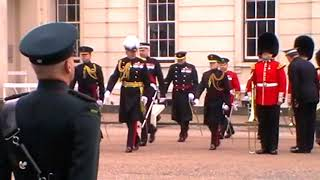 The Major General's Inspection of The Band of the Coldstream Guards -  February 2018