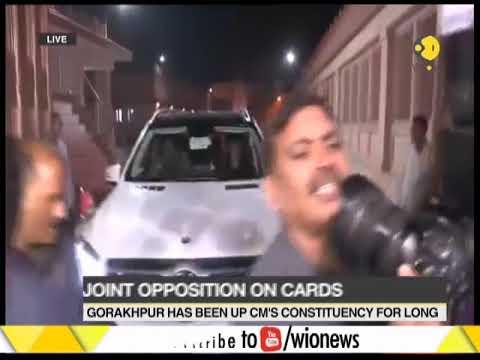 Big upset for BJP in UP Lok Sabha bypolls