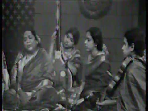 M.L.Vasanthakumari_Raama Nee Samanamevaru.mpg