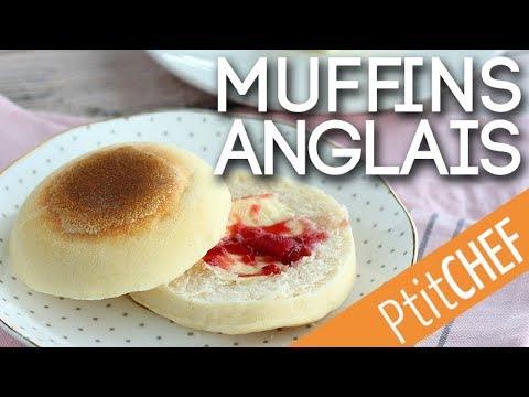 recette-de-muffins-anglais---ptitchef.com