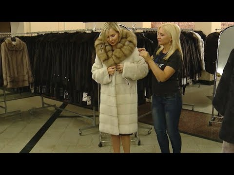 Меховая фабрика A&S FURS привезла в Краснодар более 3 000 шуб и пальто