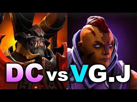 DC vs VG.J - Elimination Game - SL i-League 3 Dota 2