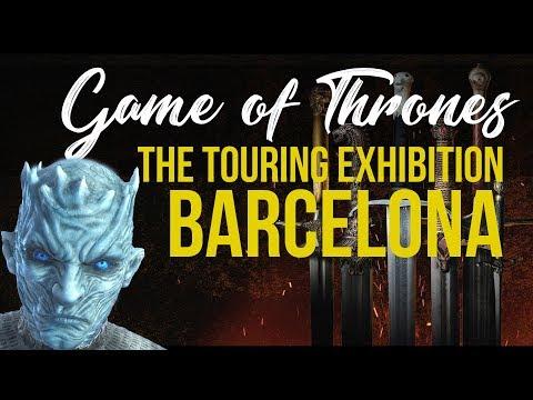 GAME OF THRONES BARCELONA  - The Touring Exhibition | Exposición JUEGO DE TRONOS | Review