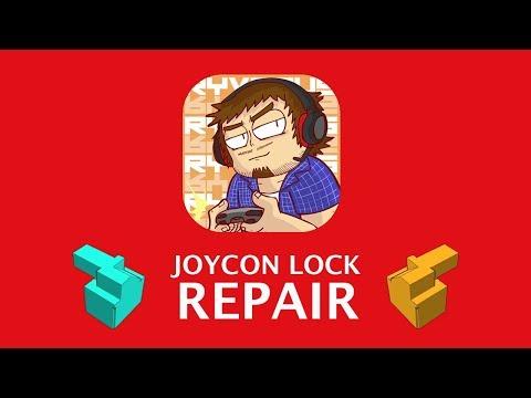 DIY Joycon lock repair - Fix your broken Joycon with 3D