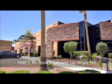 LAS VEGAS – Las Vegas Executive Suites & Virtual Offices at 5940 South Rainbow Boulevard