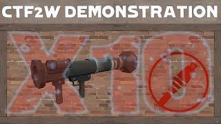 [TF2] Custom Weapon Demonstration: The x10 Steel Slayer