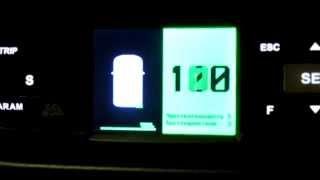 Установка парктроника для БК Multitronics TC 750