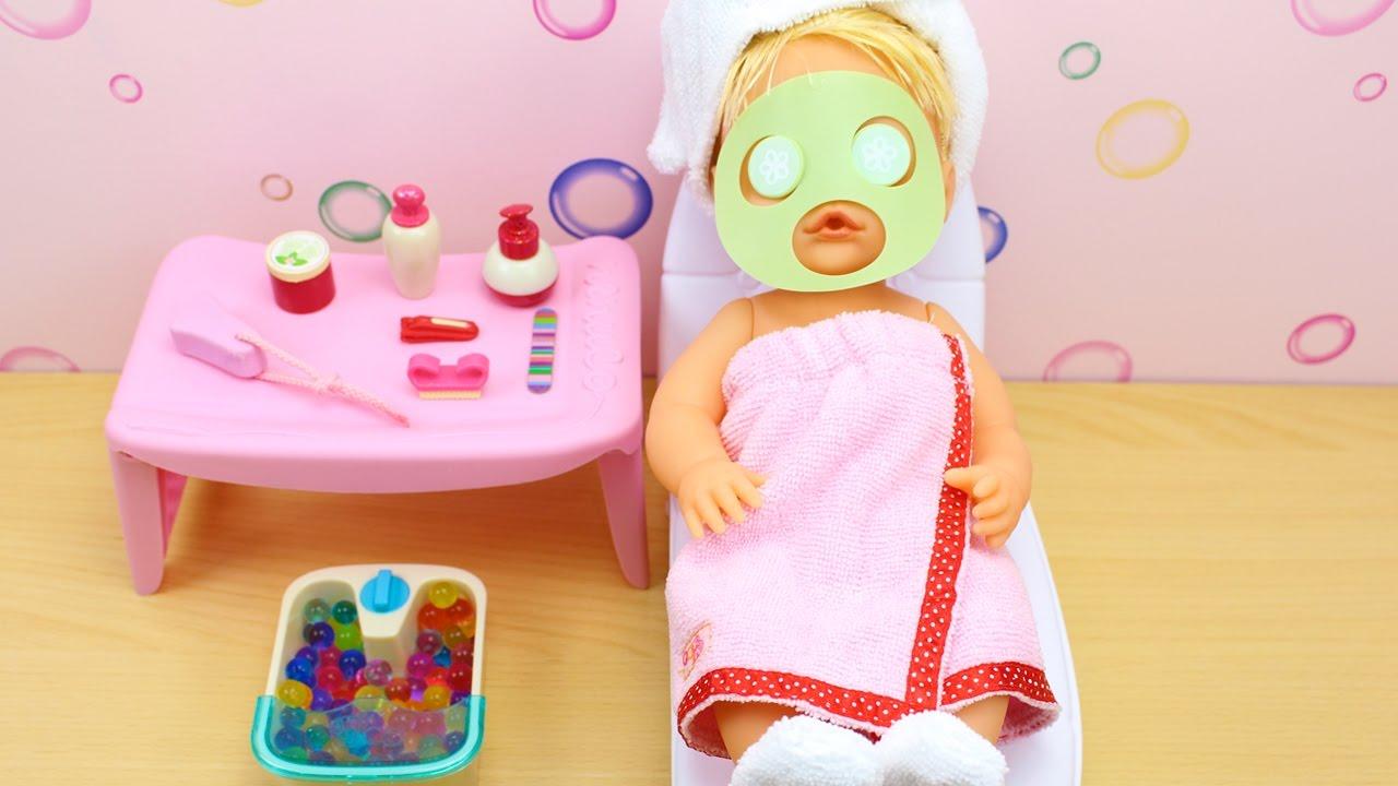 D a de spa de la beb nenuco princesa cuca ba o de - Nenuco bano de burbujas ...