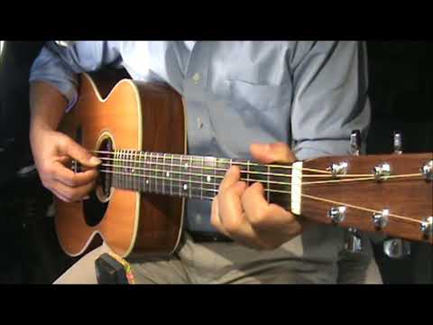 southbound train-nanci griffith-chords-fingerstyle-cover