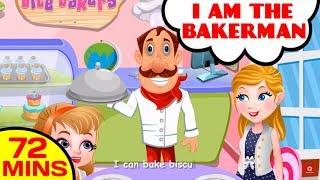 I am the Baker Man