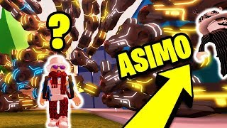 ASIMO3089 BREAKS JAILBREAK! (Roblox Jailbreak Museum Update)