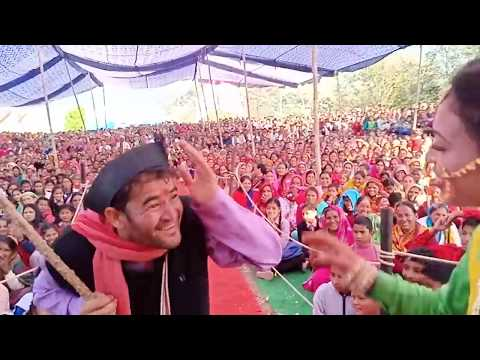 Meri Bamani Live Parform By Hnk Films|| बामणी