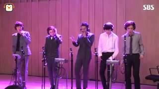 [SBS]두시탈출컬투쇼,사랑하지마,위너 라이브