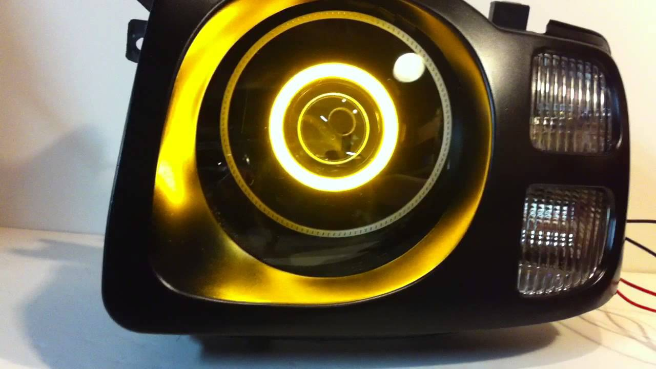 Nissan Xterra Headlight Retrofit From Hidprojectors Com