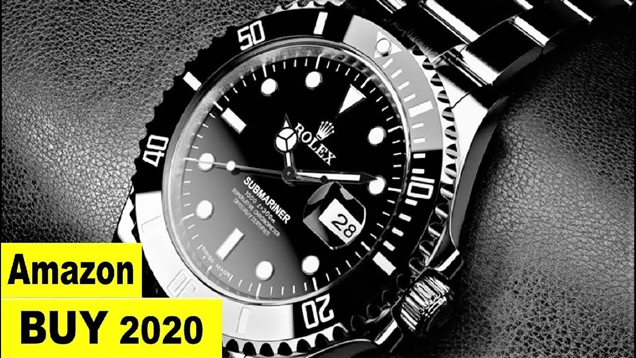 Top 5 Best Rolex Budget Watches For Men Buy 2020 YouTube