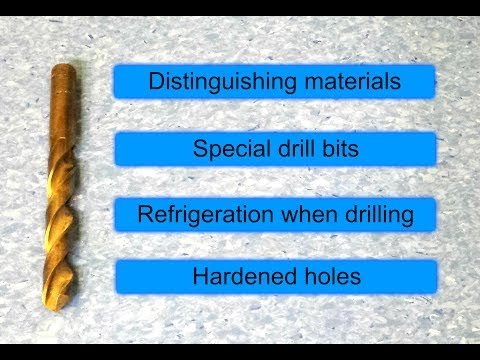 How to drill - part 1 of 2