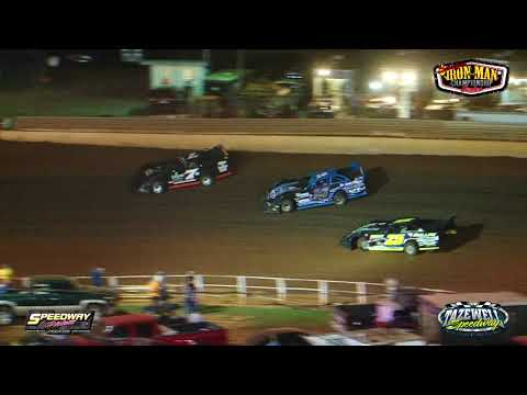 Tazewell Speedway | Buddy Rogers Memorial | Iron Man Supers B Main | Sept  1, 2019
