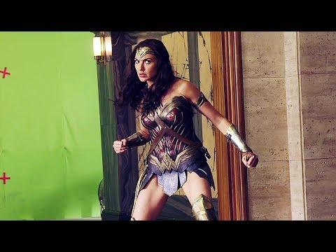 """Creating """"Wonder Woman Rescue"""" 'Justice League' Featurette [+Subtitles]"""