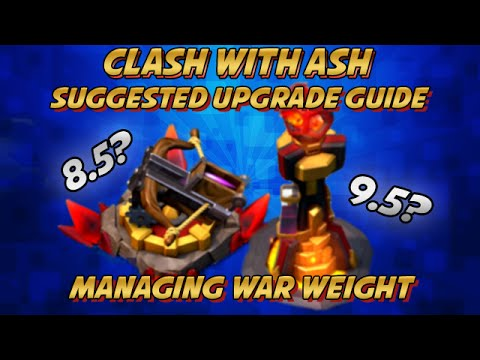 Clash Of Clans | WHAT IS A .5? WHY DO IT? WHAT TO UPGRADE FOR 8.5, 9.5, 10.5