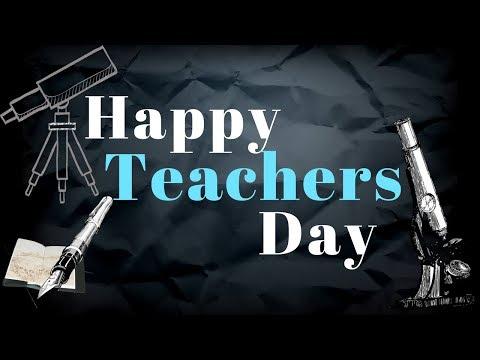 Man behind Teacher's day Celebration | Best Indian Educationist