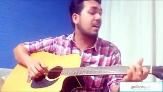 ENNA SONA (ACOUSTIC COVER) AR RAHMAN / ARIJIT SINGH / GULZAR / Guitarena Music