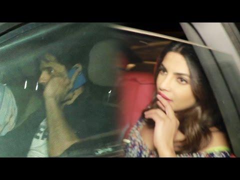 Priyanka Chopra & Sidharth Malhotra SPOTTED Together - NIRAV MODI Jewellery Shoot