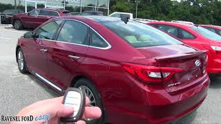 2016 Hyundai Sonata Limited - For Sale Review @ Ravenel Ford | August 2018