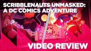 Scribblenauts Unmasked: A DC Comics Adventure Review