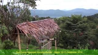 Tour Curug Ngumpet - Bogor
